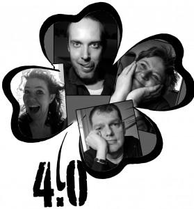 4.0 - een theaterconcert over leven, liefde en lust